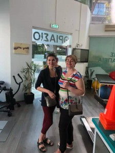 CYPRUS PHYSIOTHERAPY, REHABILITATION AND OCCUPATIONAL CENTER, NICOSSIA.